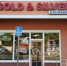 California Gold And Silver storefront