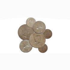 90% silver coins pre 1965