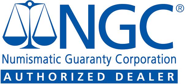 ngc coin logo