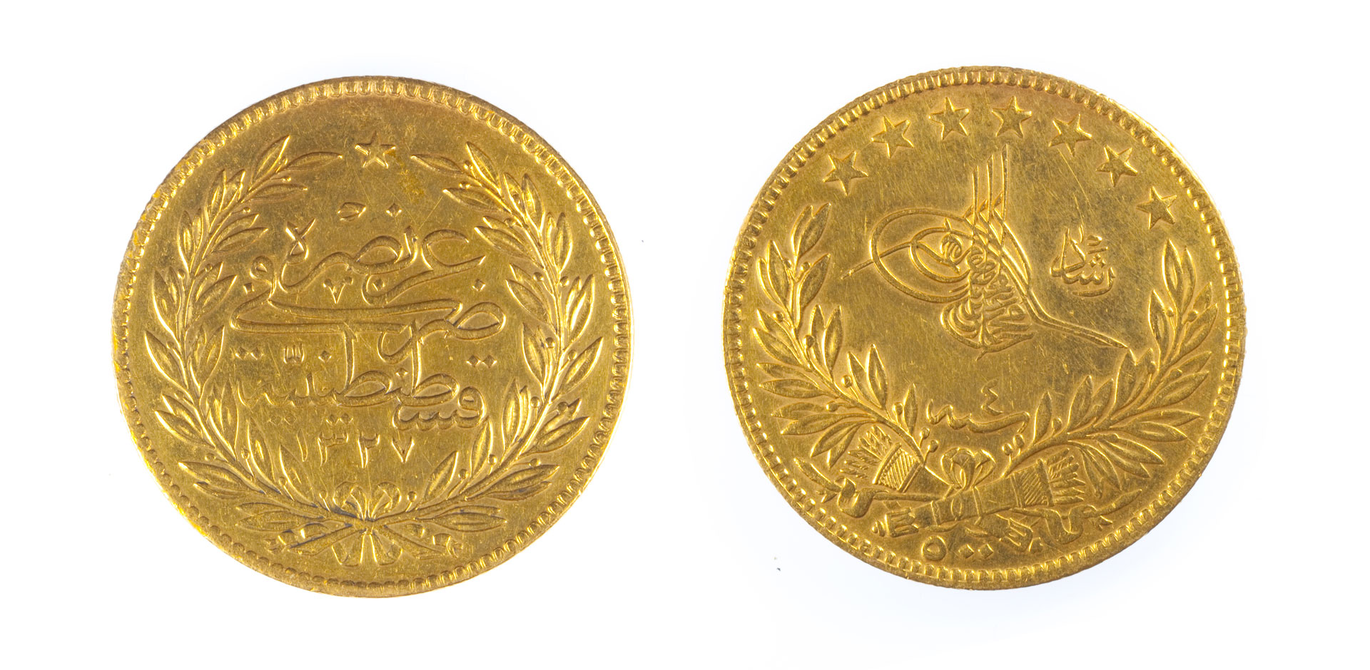 Turkish Gold California Gold And Silver Exchange