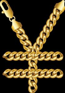 Japanese gold vector art