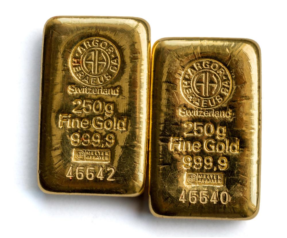 fine gold 250g